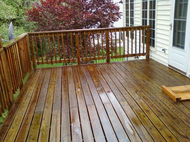 Best Power Washing In Herndon Deck Cleaning And Sealing